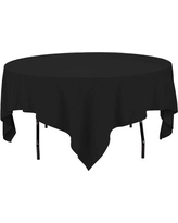 Black Tablecloth – 1.8m Round Table