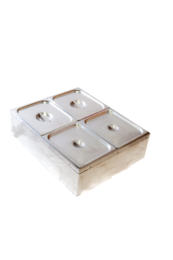 Bain Marie – 4-Pot (Wet-Type)
