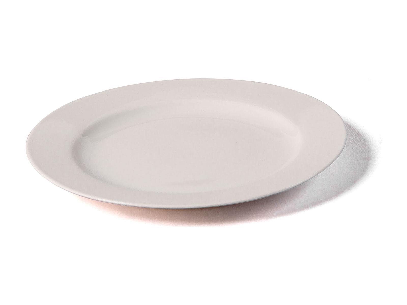Plate – White Dinner 27cm