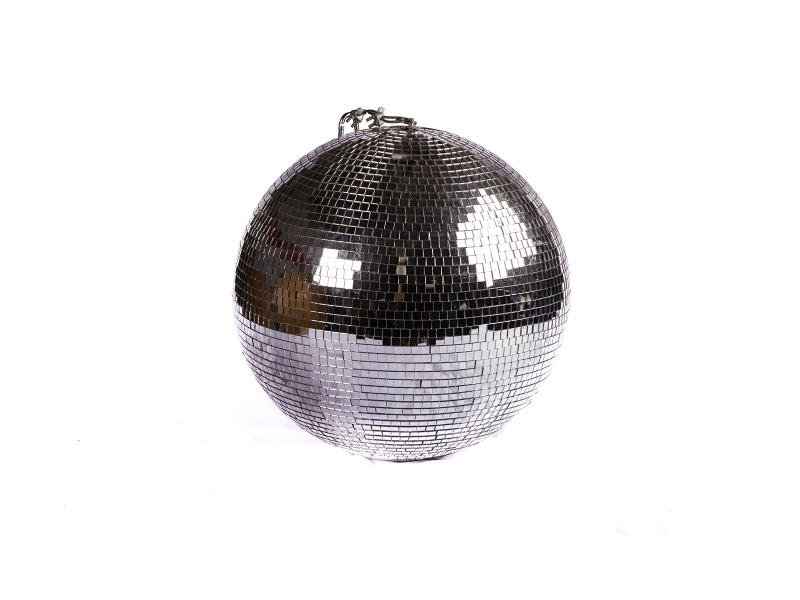 Mirror Ball w. 2 Spotlights