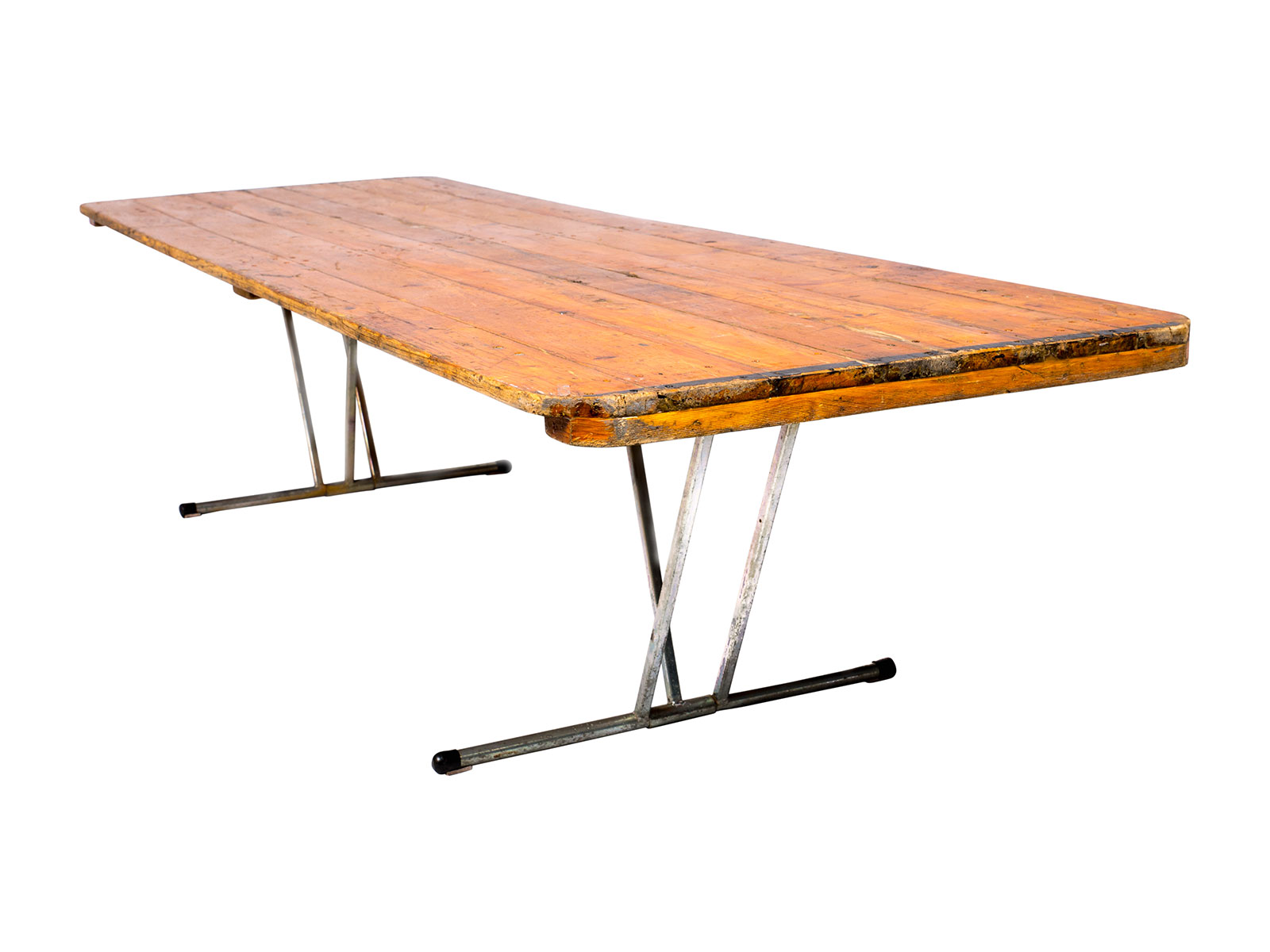 Children's trestle table
