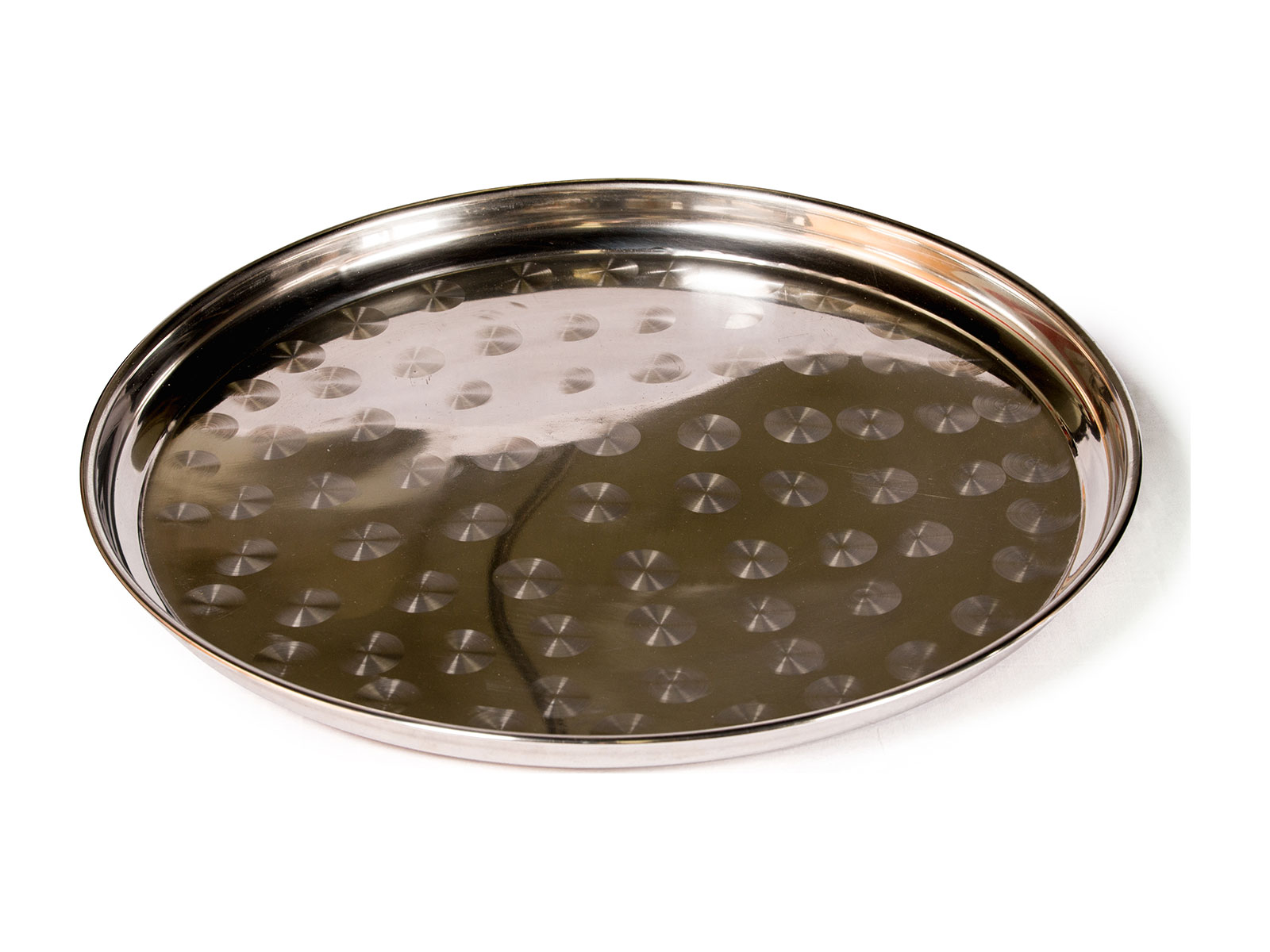 Serving Tray – Stainless Steel (40cm)