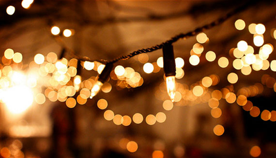 Fairy Lights – Warm White  (30m)