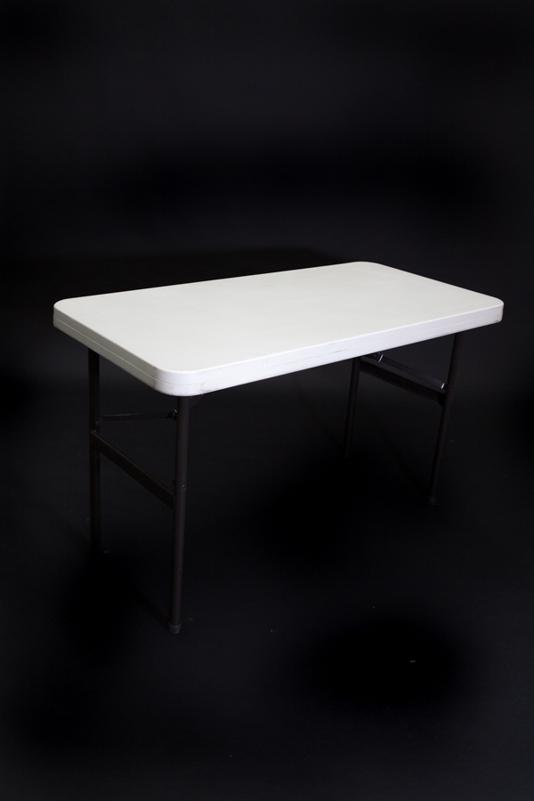 Trestle Table – Plastic 1.2m