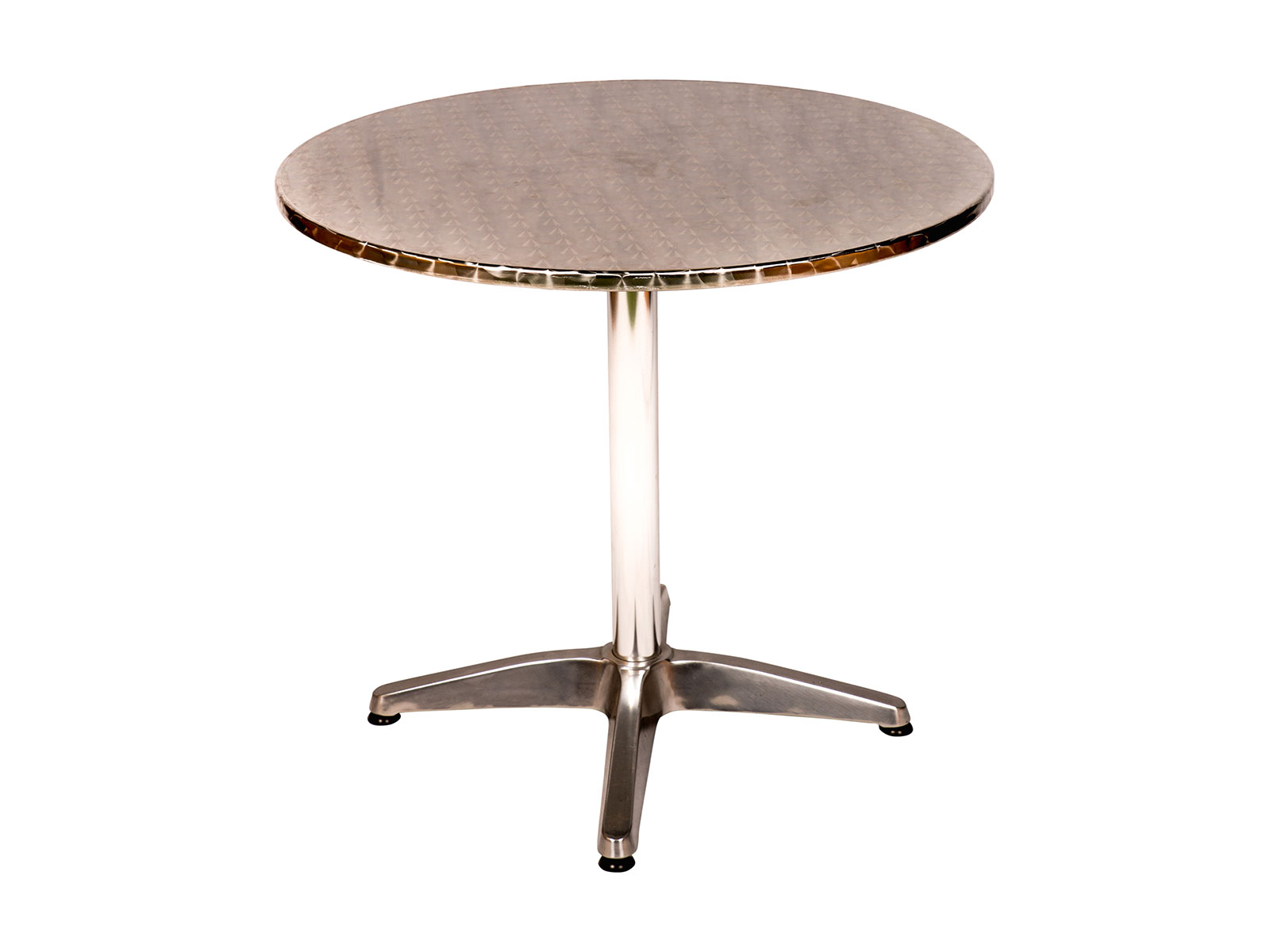 Round Table – Stainless Steel