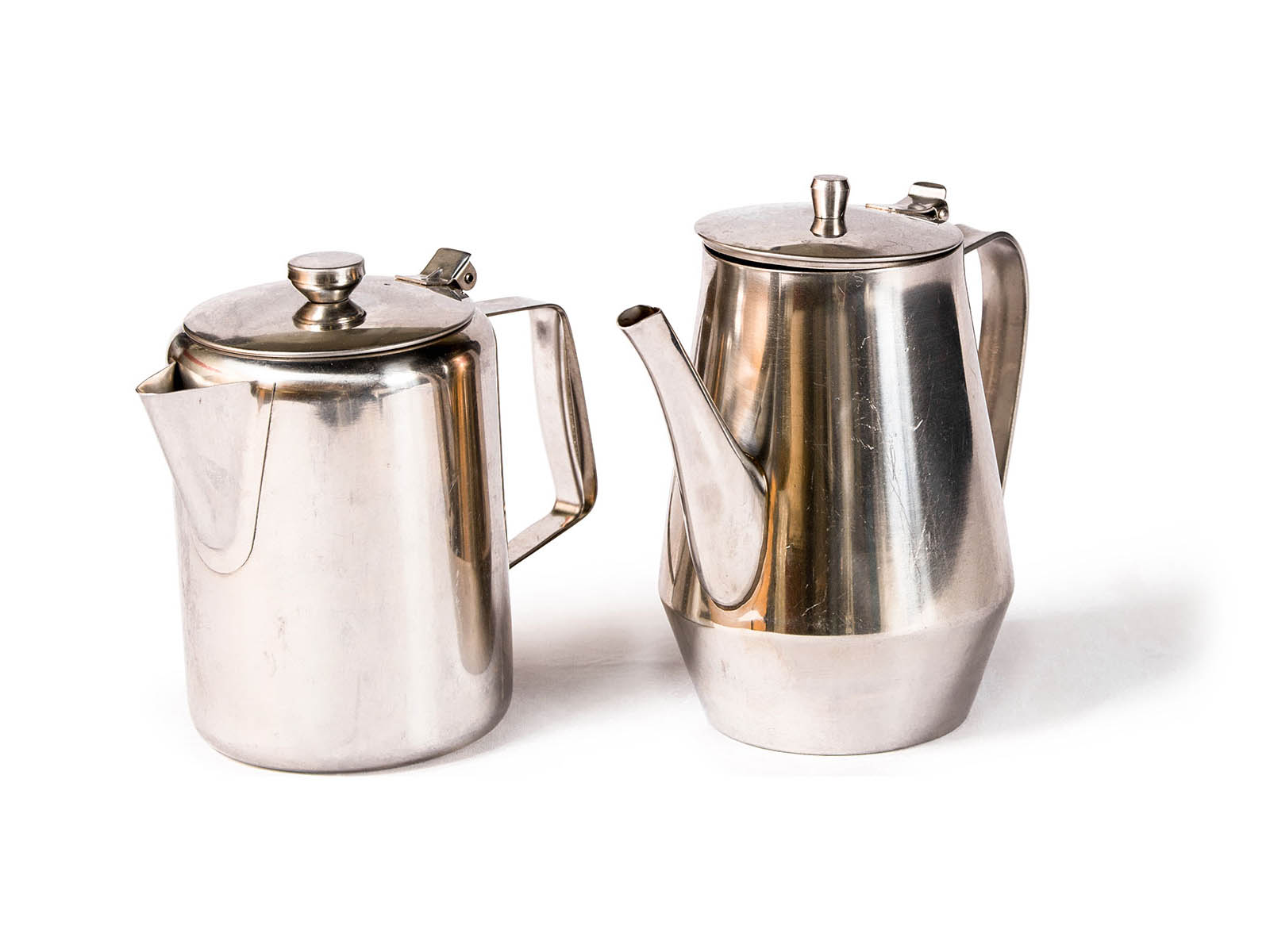 Tea Pot – Stainless Steel