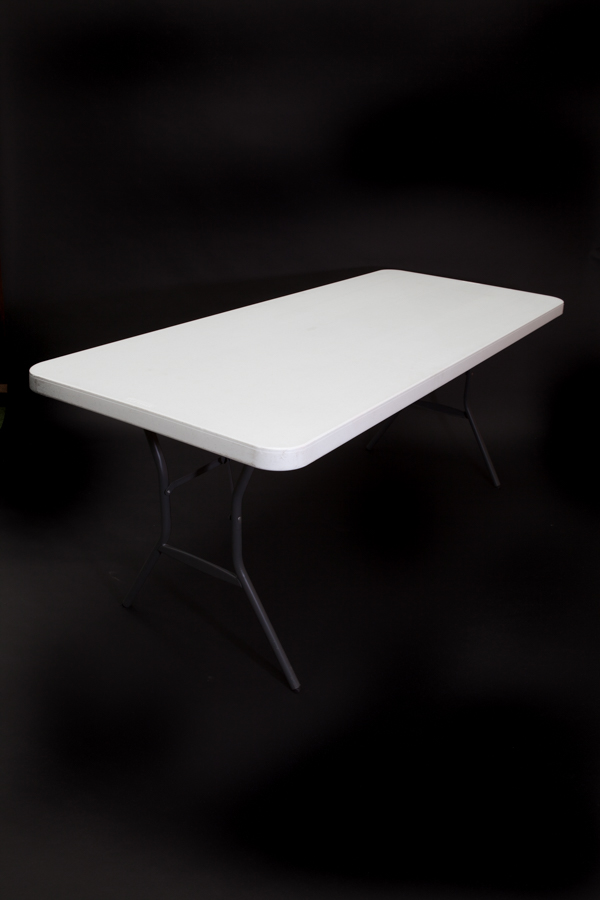 Trestle Table – Plastic 1.8m
