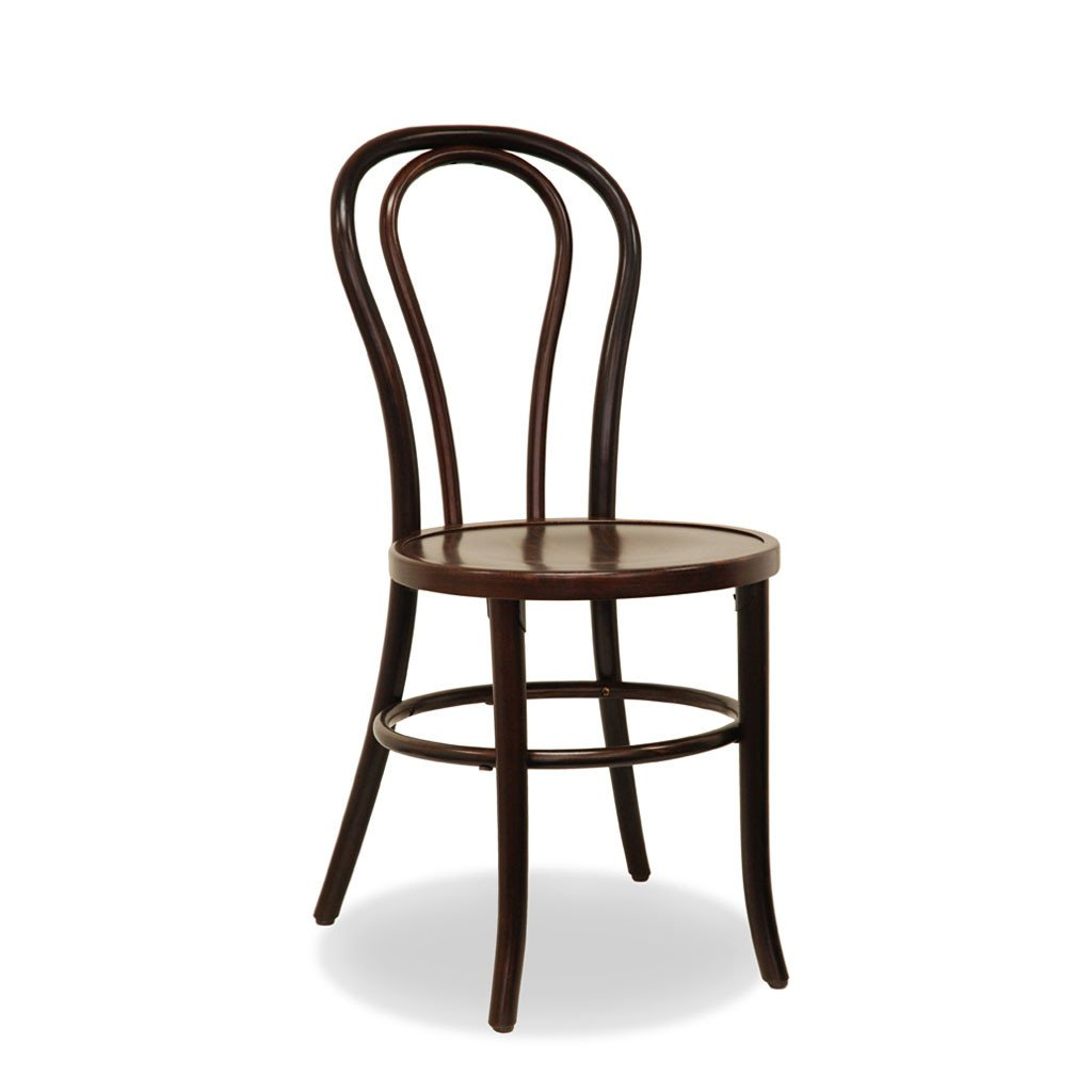 Dining Chair – Bentwood – Dark Walnut