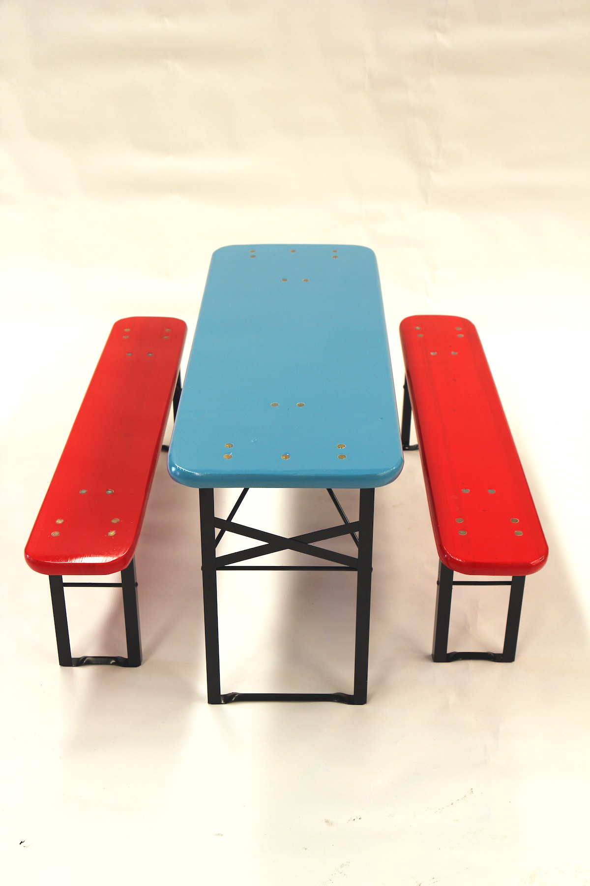 Children S Table And Bench Seat Set Celebrate Party Hire